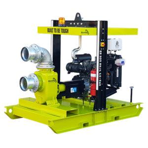 Civil Diesel Pump Packages